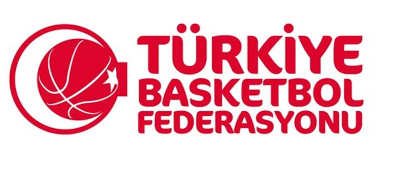 Türkiye Basketbol Federasyonu TBF Logo